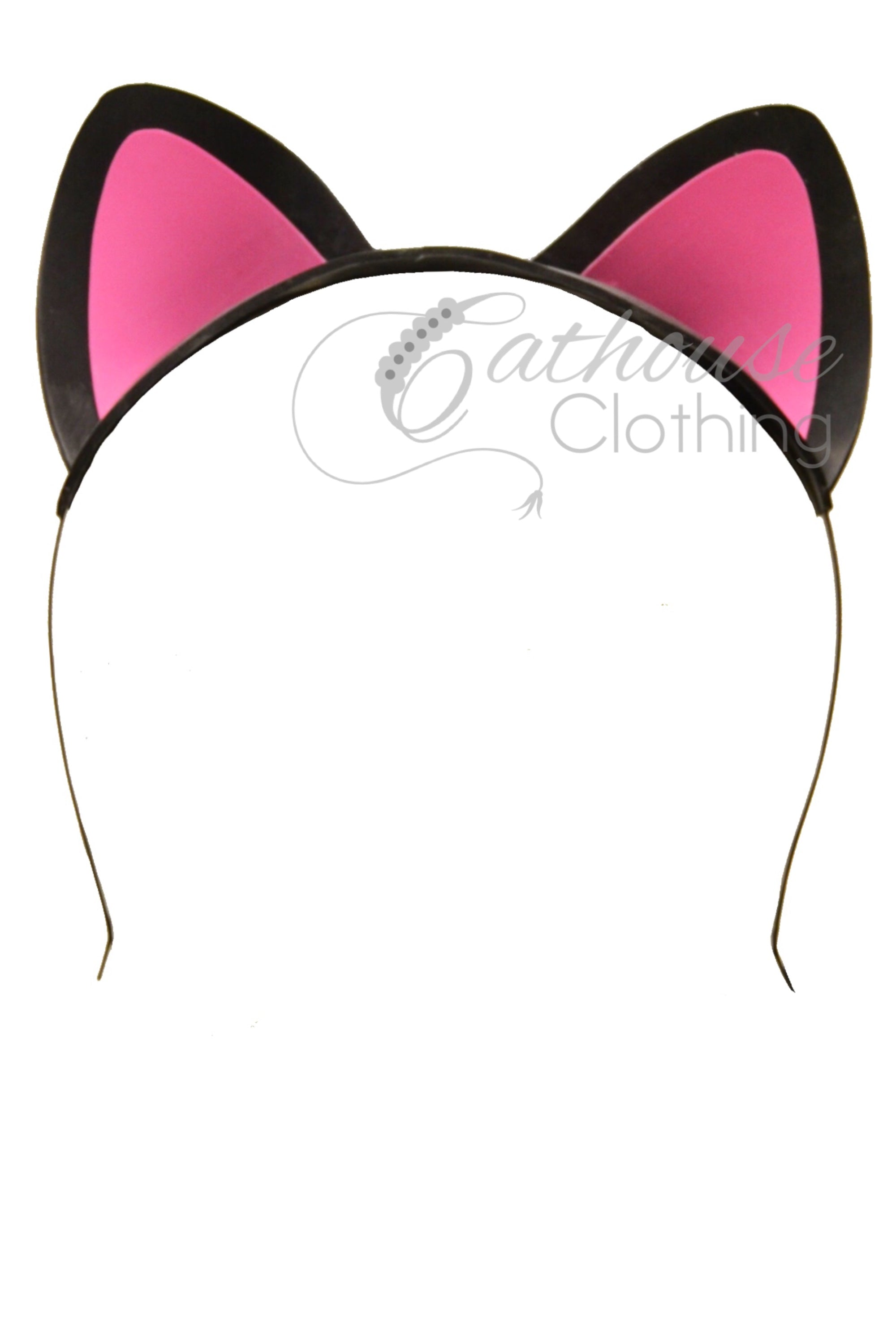 Latex cat ears