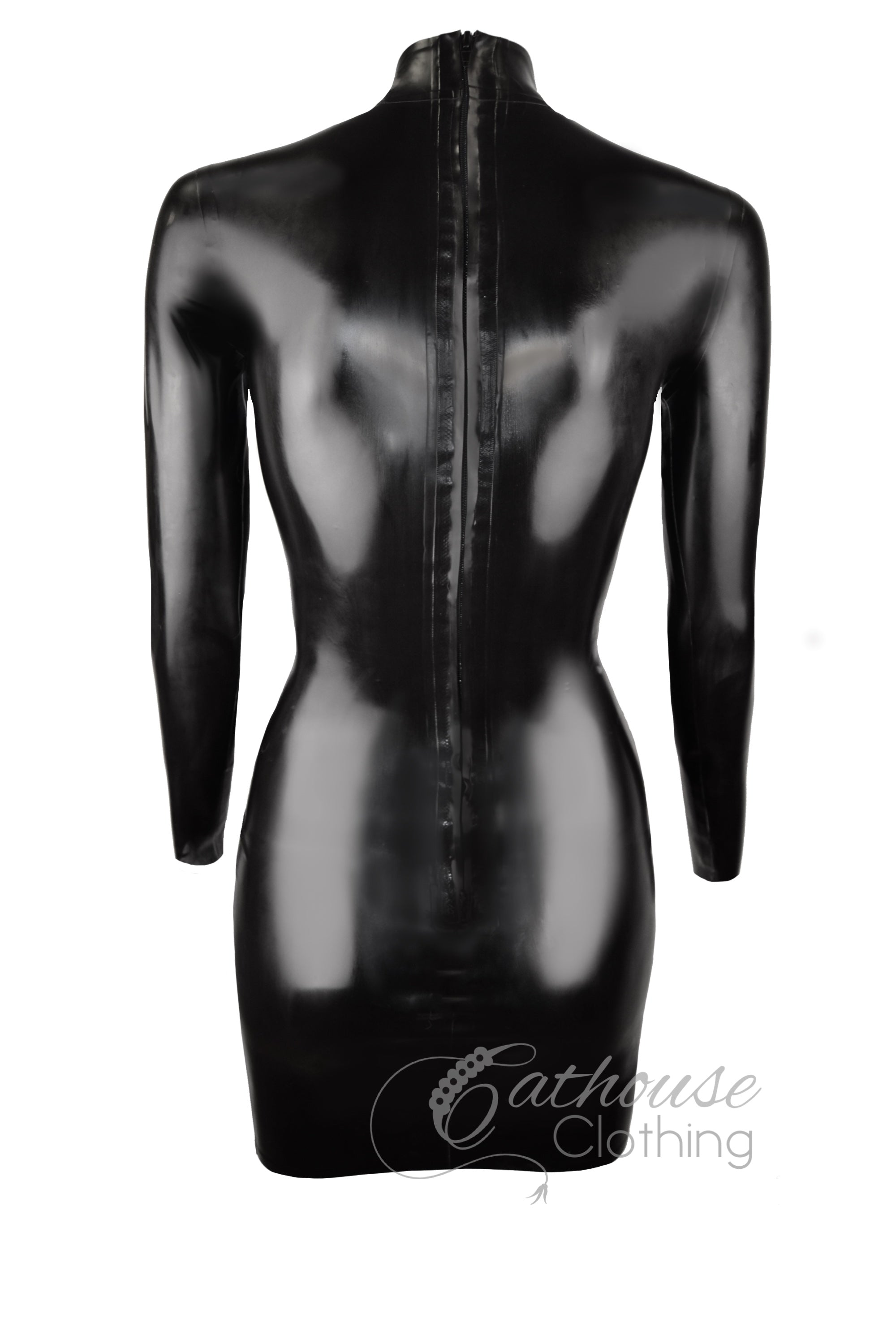 Latex Mistress dress