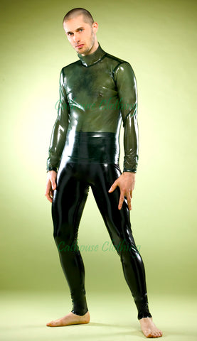 Men's Latex Leggings
