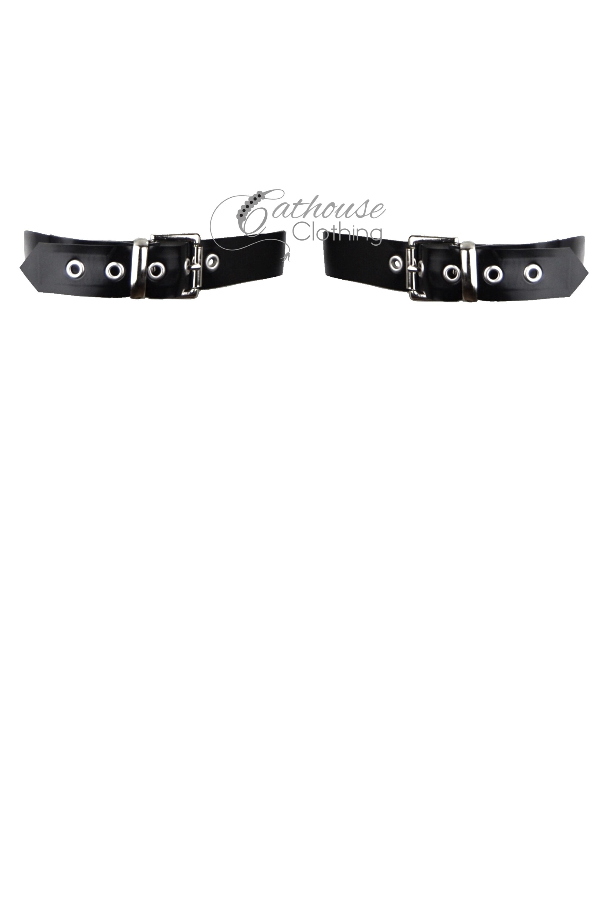 Vixen buckle thigh straps