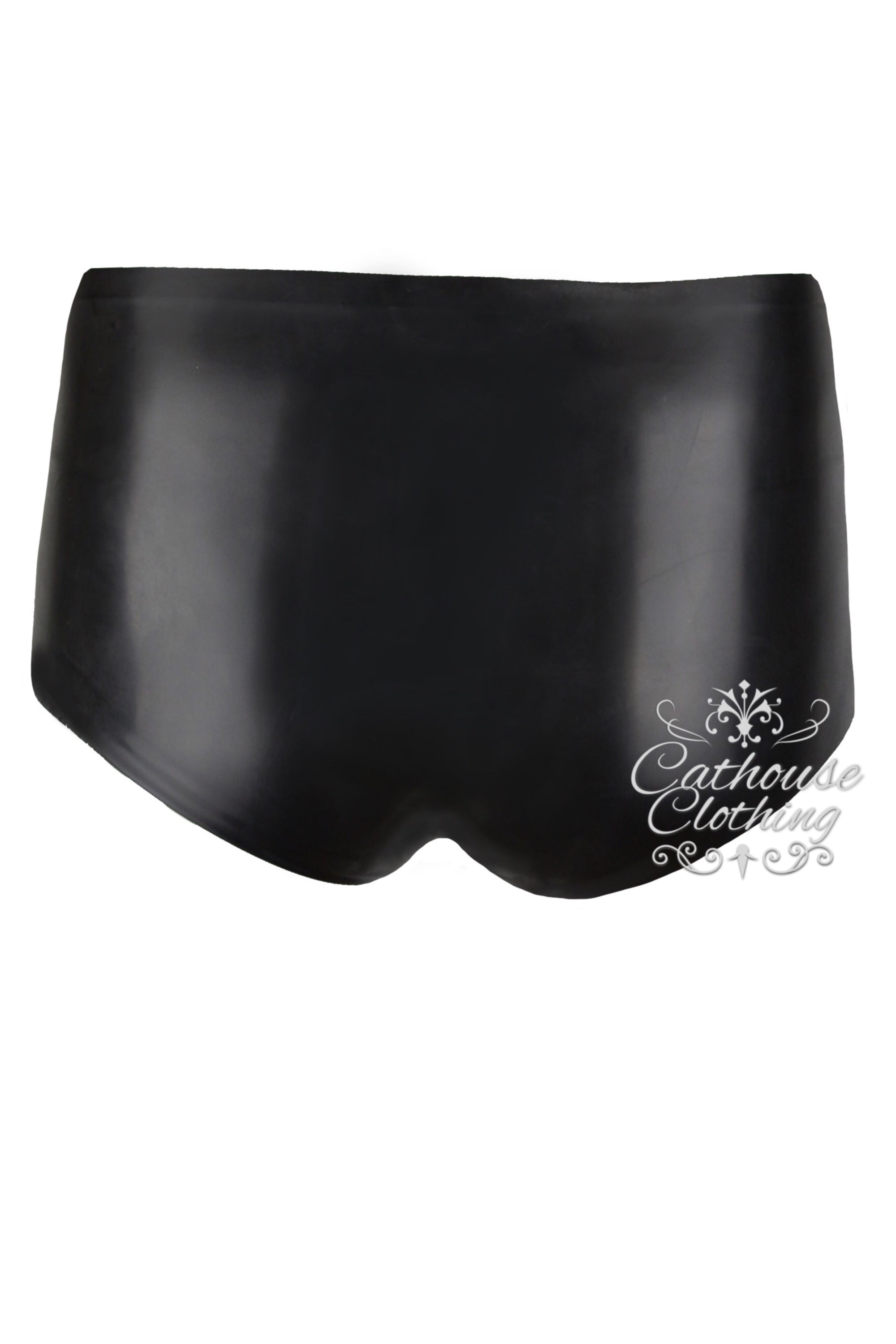 Latex Georgia hotpants