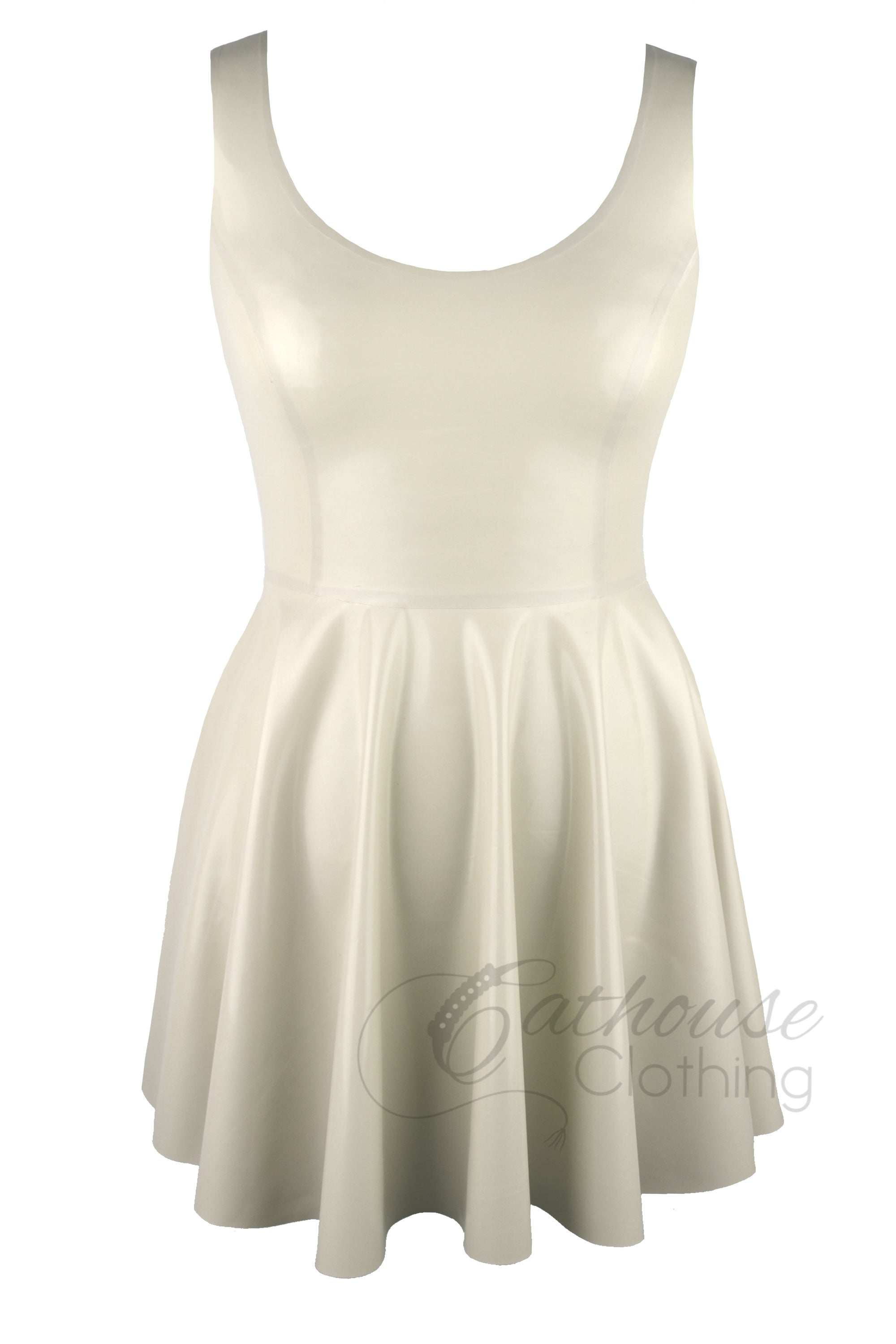 Lightweight skater dress