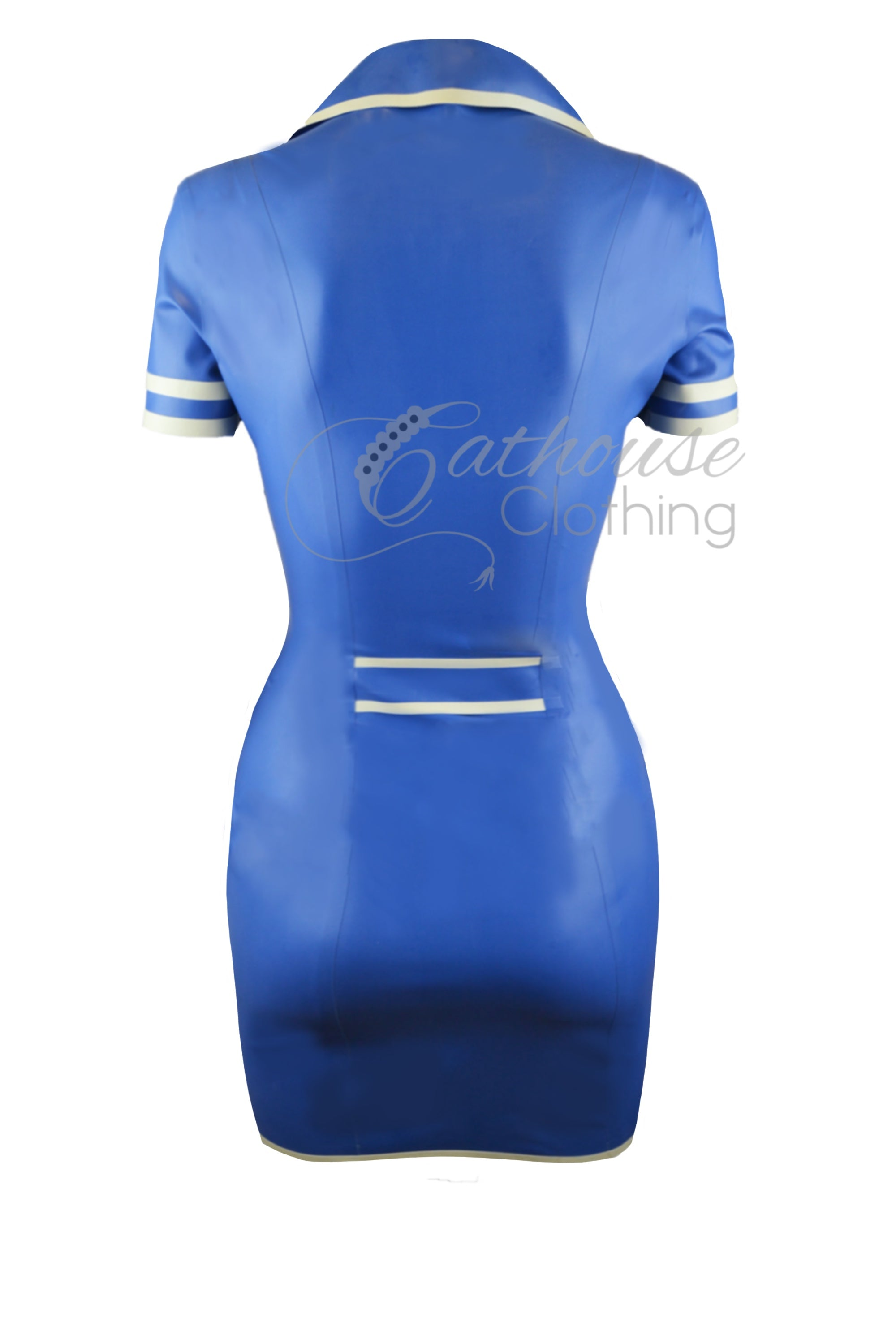 Latex Matron dress