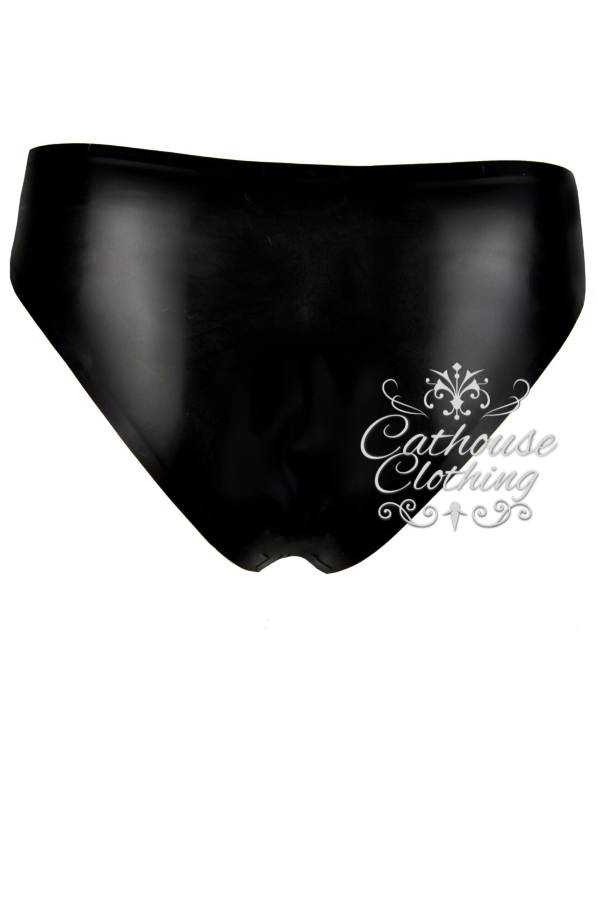 Brody latex briefs