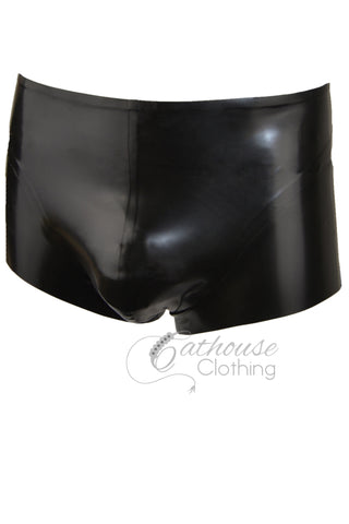 Latex Pouch Shorts