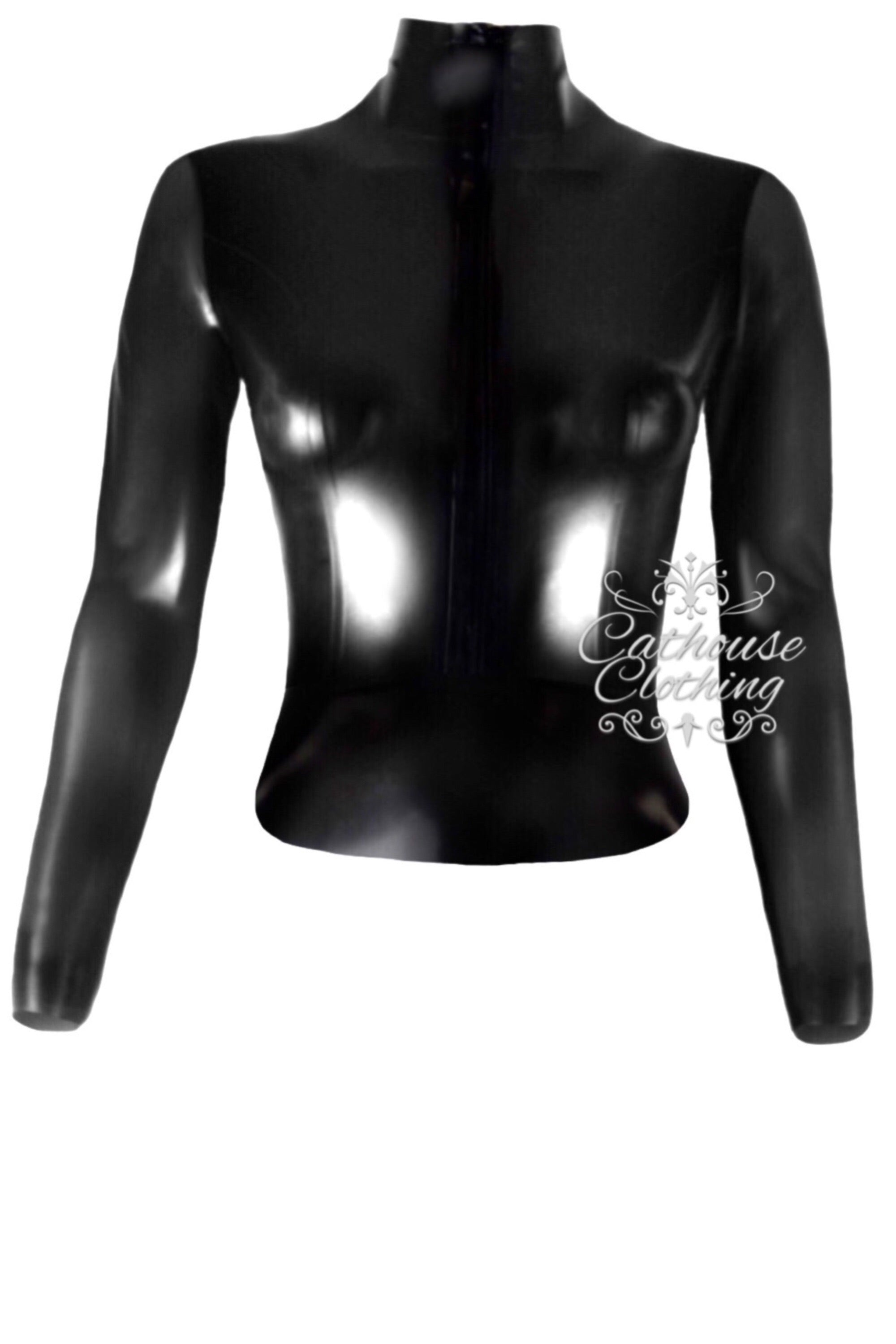 Latex Mistress top