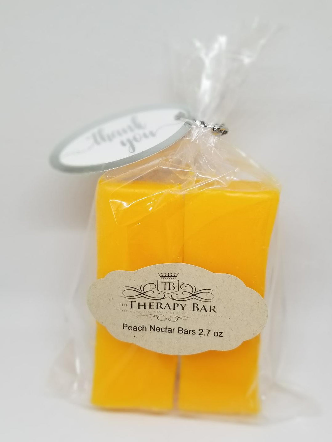 Peach Nectar Bars 2.7 oz