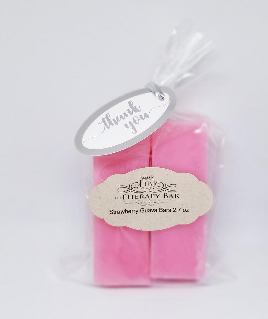 Strawberry Guava Bars 2.7 oz