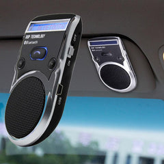 Bluetooth Hands Free Kit Audio Receiver Speaker