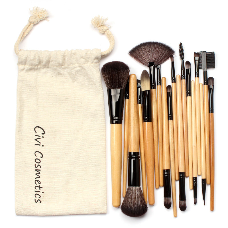 FOCALLURE Set Pinceaux Professional 18pcs / 24pcs