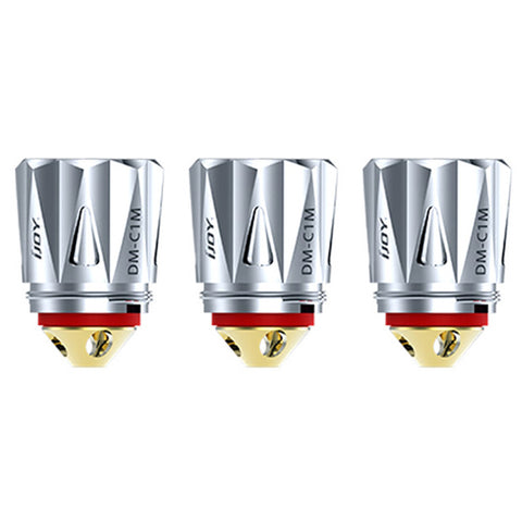 IJOY Diamond DM-C1M Coil Heads 0.35ohm (3pcs)