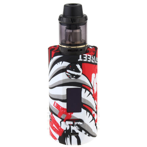 Vapor Storm Puma 200W TC VW Mod Kit 2ml - Red