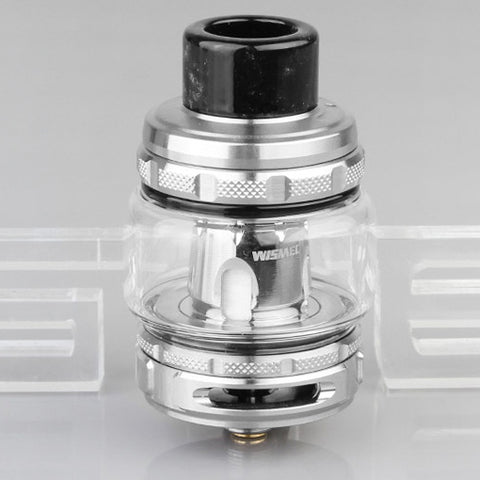 Wismec Trough Tank 6.5ml / 30mm - Silver