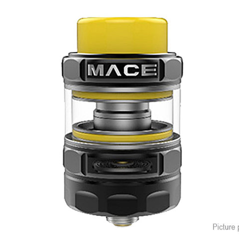 Ample Mace Sub Ohm Tank Clearomizer (Standard Edition) 3ml - Black