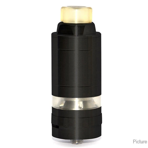 Kayfun 5² Square SE Styled RTA (Special Edition) 7ml / 316 SS / 25mm - Black