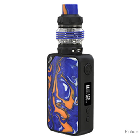 Eleaf iStick Mix 160W Mod + ELLO POP 6.5ml Tank Kit - Seabed Snaker