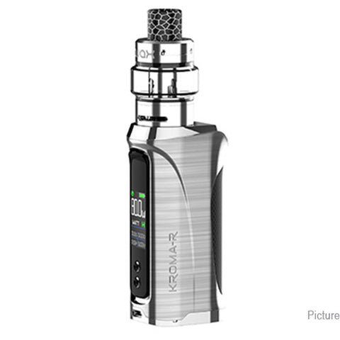 Innokin Kroma-R 80W Box Mod Kit 5ml - Stainless Steel