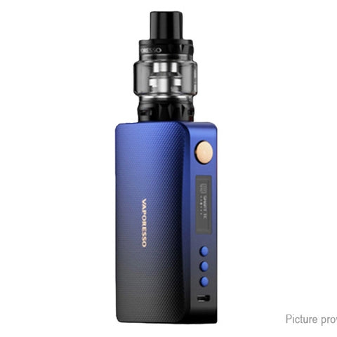 Vaporesso GEN 220W VW TC Box Mod Kit 8/5ml - Black Blue