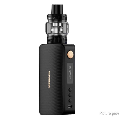 Vaporesso GEN 220W VW TC Box Mod Kit 8/5ml - Black