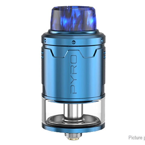 Vandy Vape Pyro V3 RDTA 2ml / 24mm w/ BF pin - Blue