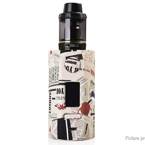 Vapor Storm Puma 200W TC VW Mod Kit 2ml - Newspaper