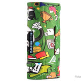 Vapor Storm Puma Baby 80W TC VW Mod - Football