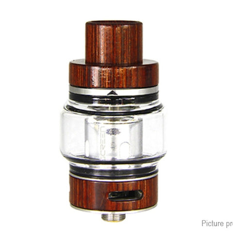 Sense Screen Sub Ohm Tank Clearomizer 7/4.5ml 25mm - Wood Color