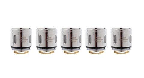 Wismec GNOME Clearomizer Replacement WM02 Dual Coil Head 0.15ohm (5-Pack)