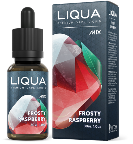LIQUA Mix E-liquid (30ml) Frosty Raspberry 6mg