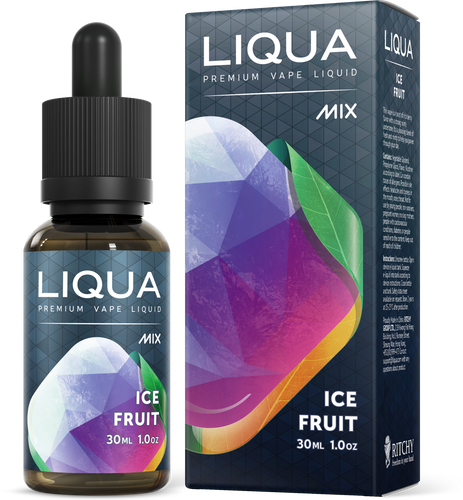 LIQUA Mix E-liquid (30ml) Ice Fruit 6mg