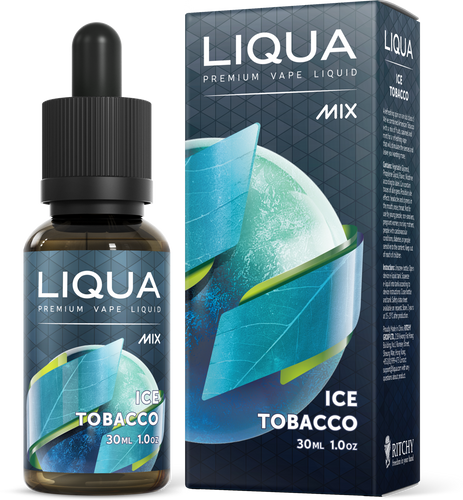 LIQUA Mix E-liquid (30ml) Ice Tobacco 6mg