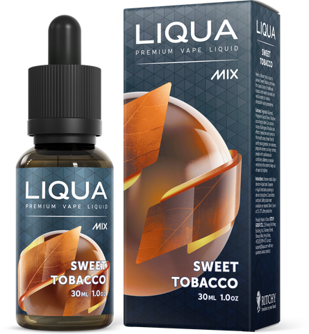 LIQUA Mix E-liquid (30ml) Sweet Tobacco 6mg