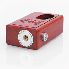 Load image into Gallery viewer, 5GVape Supercar Squonk Mechanical Box Mod 8ml - Red Rosewood