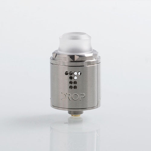 Digiflavor Drop Solo RDA w/ BF Pin 22mm - Silver