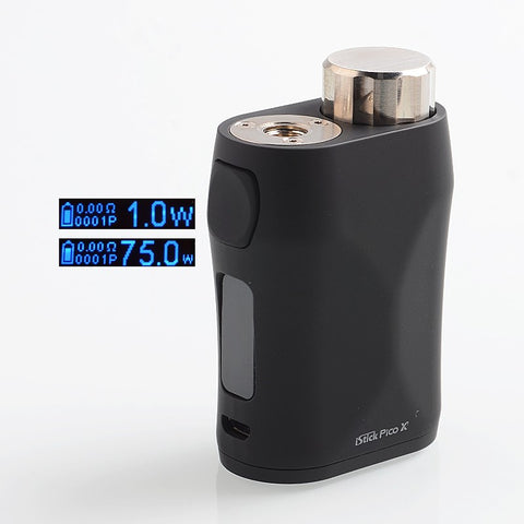 Eleaf iStick Pico X 75W TC VW Mod - Black