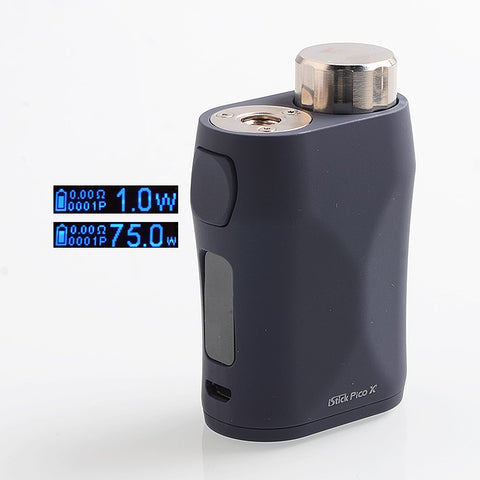 Eleaf iStick Pico X 75W TC VW Mod - Blue