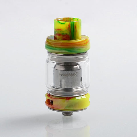 Freemax Mesh Pro Sub Ohm Clearomizer 5/6ml 25mm - Resin Green