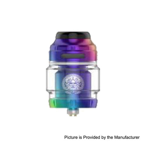GeekVape Zeus X RTA 4.5ml, 25mm - Rainbow