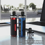 IJOY Captain 1500mAh 40W VW Box Mod Pod System - Black