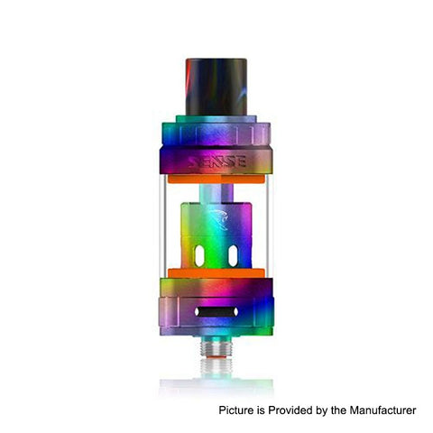 Sense Herakles 3 Sub Ohm Tank Clearomizer 4.5ml 24mm - Rainbow