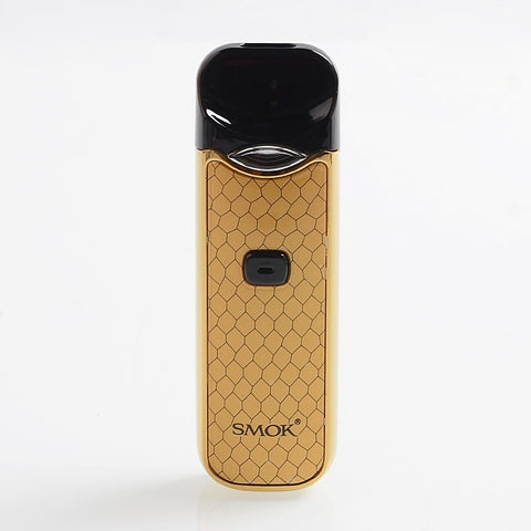 SMOKTech SMOK Nord 15W 1100mAh Pod System 3ml Kit - Prism Gold