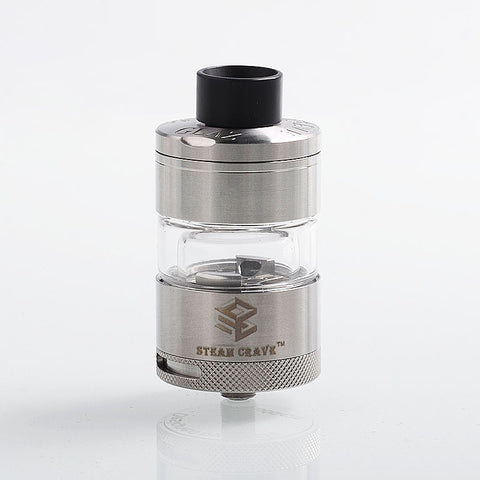 Steam Crave Glaz RTA 7ml 31mm - Silver