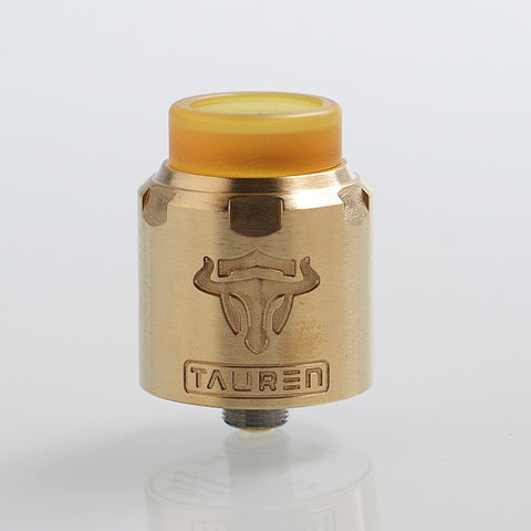 ThunderHead Creations THC Tauren RDA w/ BF Pin 24mm - Brass