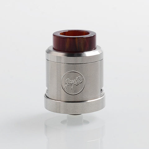 Wismec Guillotine V2 RDA w/ Bf Pin 24mm - Red Resin