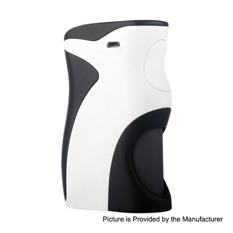 Wotofo Recurve 80W 8ml Squonk Mechanical Mod - White