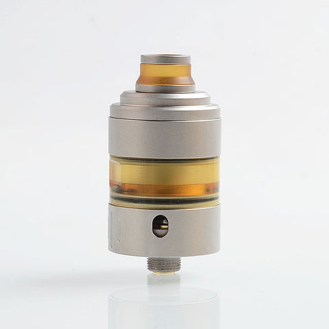 Coppervape Hussar Project X RTA 2ml, 22mm - Satin Gray