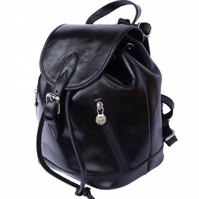 Virginia Women Leather Backpack