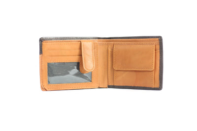 Camelide Clydesdale Leather Wallet Tan 2