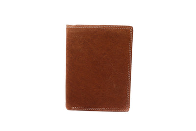 Camelide Criollo Leather Wallet Brown 1