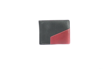 Camelide Morgan Leather Wallet Black 1